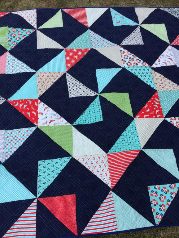 Easy Pattern Quilt Tree Christmas