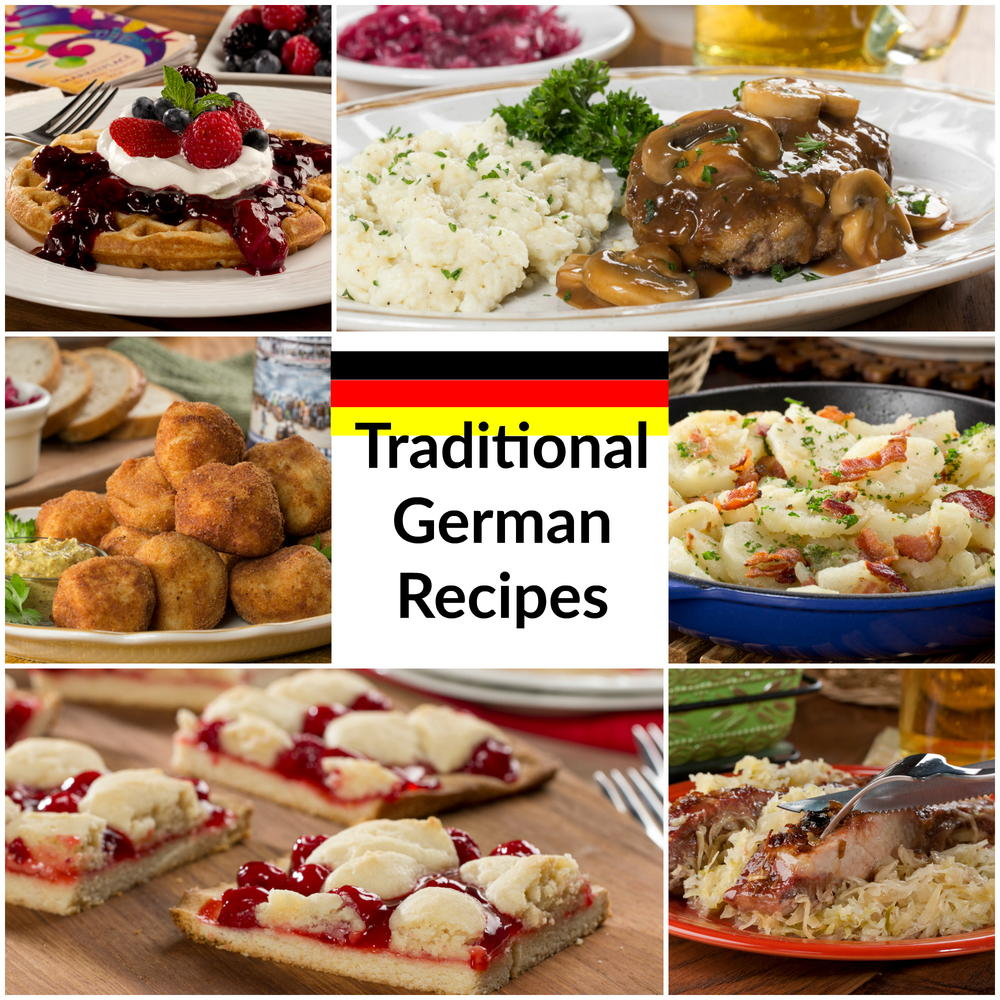 21 Traditional German Recipes You Cant Miss