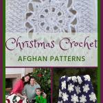 41 Christmas Crochet Afghan Patterns Allfreecrochetafghanpatterns Com