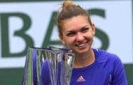 Simona Halep, campioană la Indian Wells