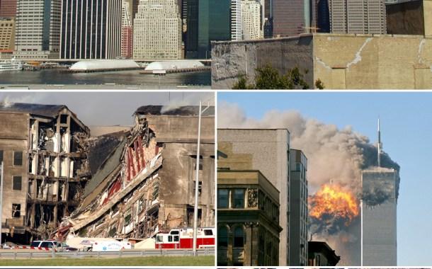 11 septembrie 2001: Atentatele teroriste din SUA