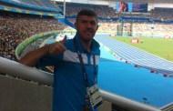 Andrei Nechita, campion naţional la contratimp