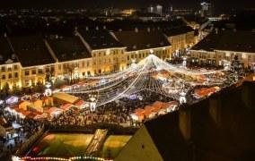 Târgul de Crăciun de la Sibiu se deschide pe 18 noiembrie