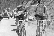 Istoria Turului Italiei: Rivalitatea Gino Bartali - Fausto Coppi
