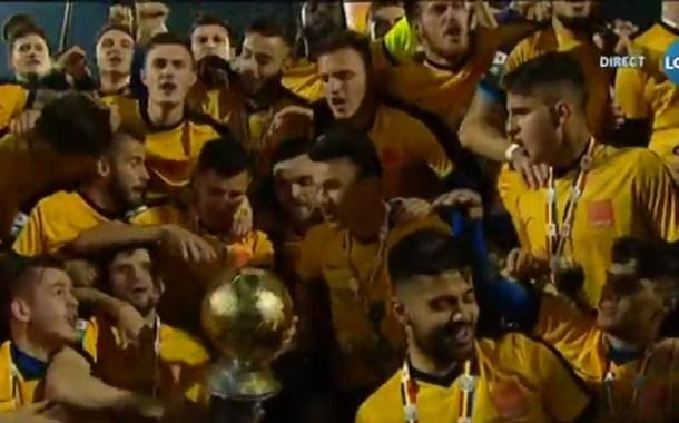 TAS a decis: FC Viitorul, campioana României