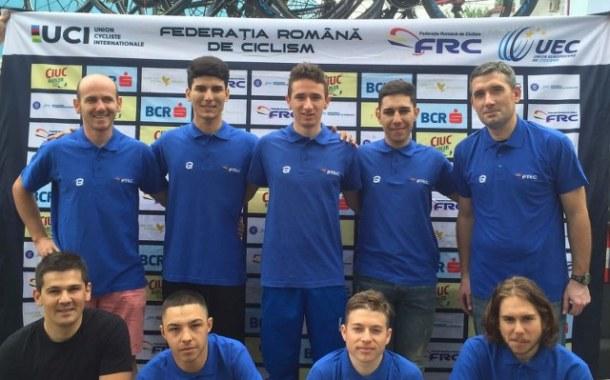 Mihail Rusu: Tinerii ciclişti români gândesc foarte bine în cursă