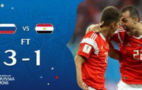 Rusia, aproape de optimile de finală ale Campionatului Mondial
