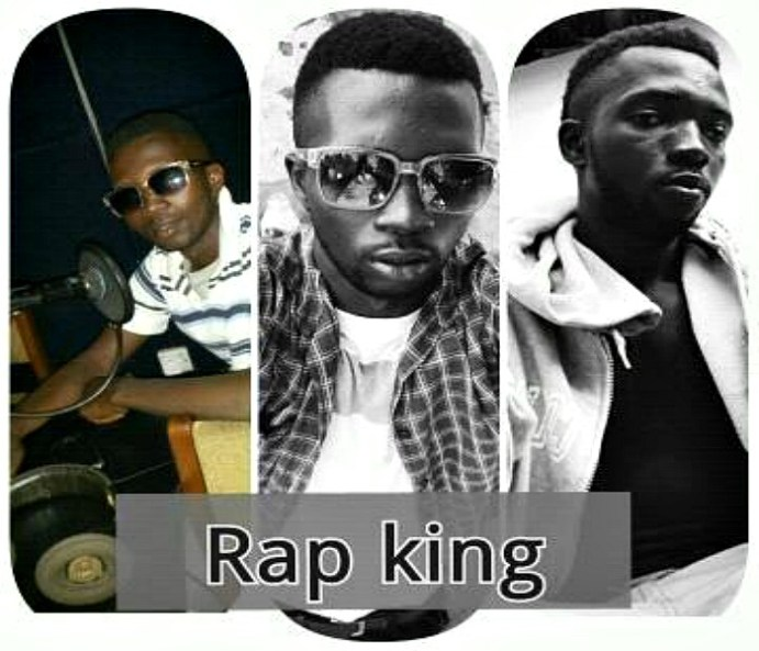 MOHAMMED LAMIN SESAY COMMONLY KNOWN AS RAP KING: A SIERRA LEONEAN AND A RAPPER