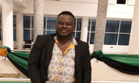 I Rep Salone interview with Hudson Martins - a Sierra Leonean Fashion Designer5