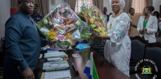 Maada Bio marks one year in governance as President of Sierra Leone