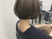 IRESU円山店の髪質改善しながら透明感のあるヘアカラー