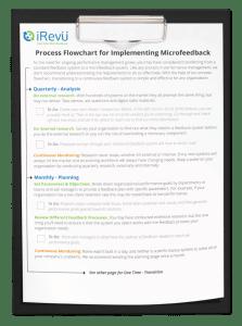 process flowchart mockup