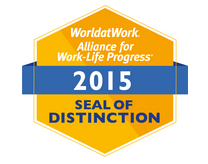 BASF - Work Life Seal of Distinction 2015