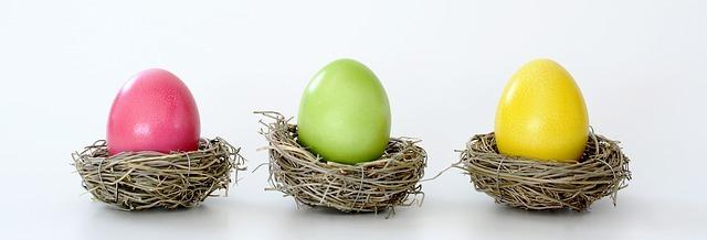 Jangan menempatkan semua telur pada keranjang yang sama