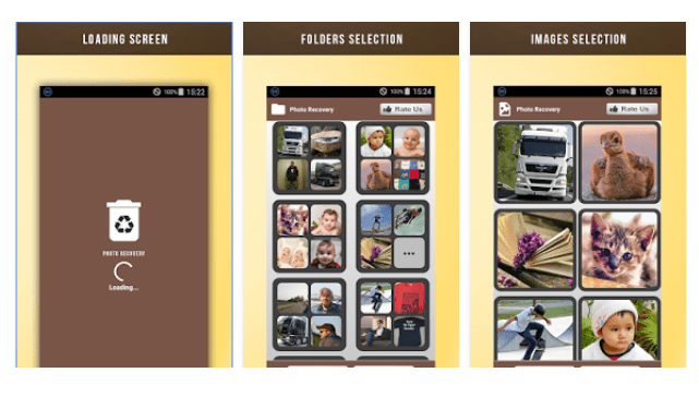Top 5 Photo and Video Recovery Apps