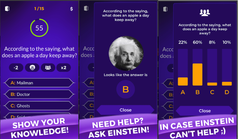 Top 5 Android Quiz Games To Earn Money