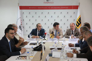 "Roundtable discussion ""Analysis of the safety situation in Kosovo roads"