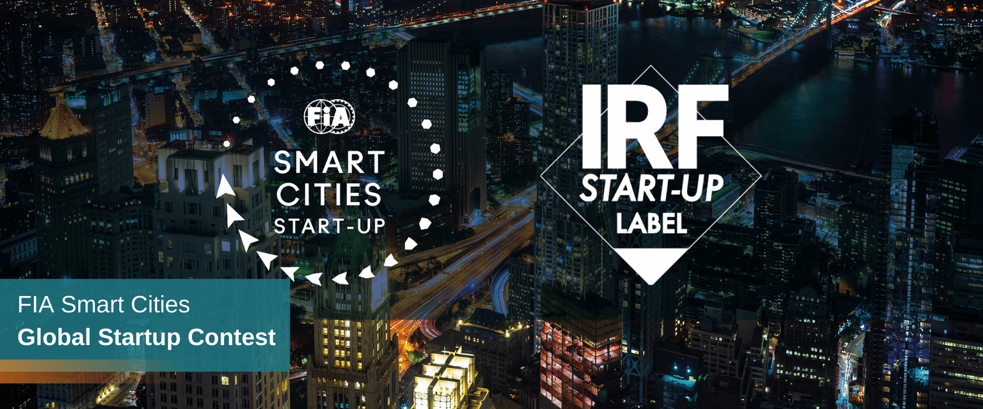 FIA Smart Cities Global Startup Contest