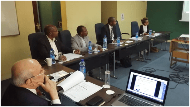 The IRF Africa Board meets in Addis Ababa to discuss priority actions