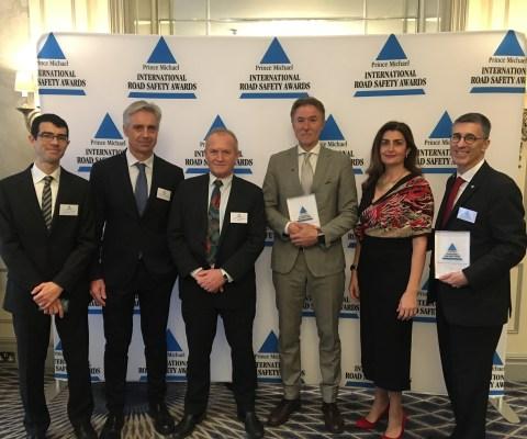SaferAfrica wins prestigious Prince Michael of Kent Award