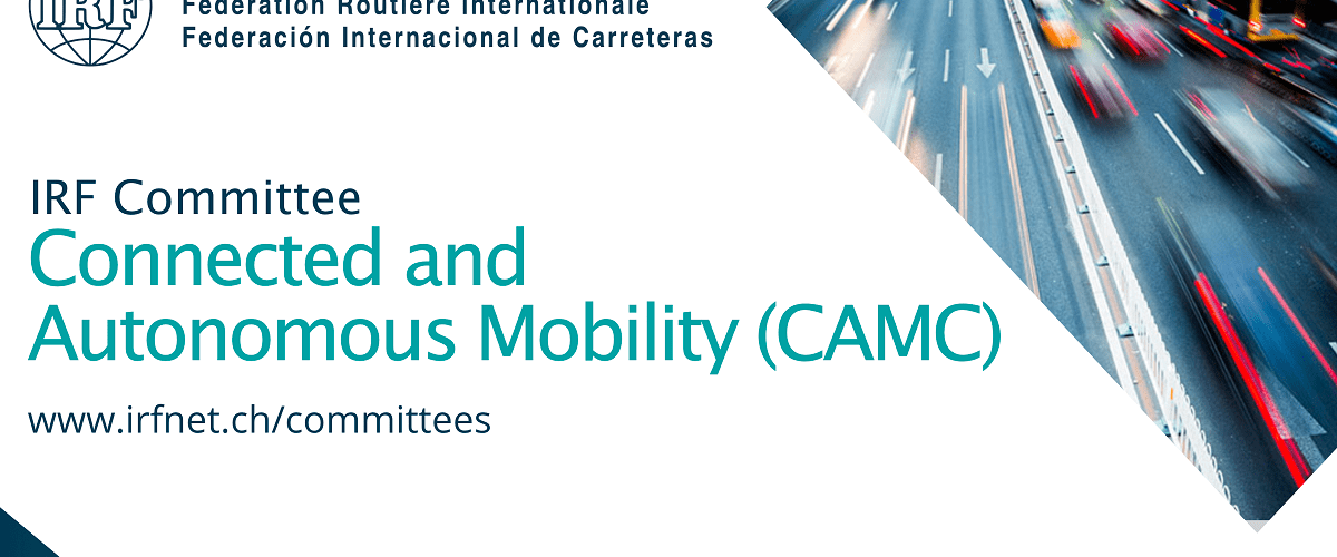 IRF launches new Committee on Connected and Autonomous Mobility