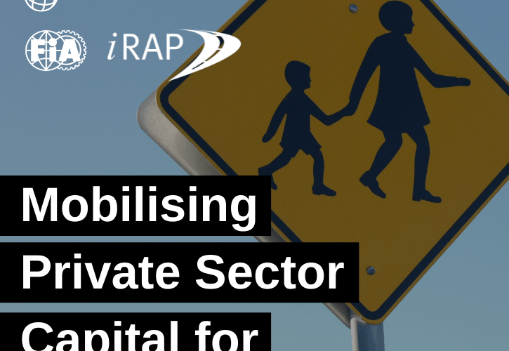 Mobilising Private Sector Capital for Road Safety