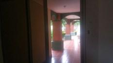 Walkway in