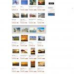 Screenshot kostenlose Bilddatenbank pixelio.de
