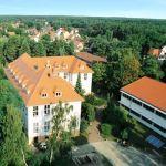 Israelitische Erziehungsanstalt Wilhelm-Auguste-Viktoria-Stiftung in Beelitz