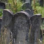 Was bleibt sind die Friedhöfe