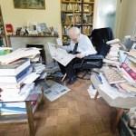 """Zuhause ist, wo die Bücher sind. – Der Film """"Rabbi Wolff"""""""
