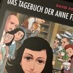 Buchbetrachtung: Das Tagebuch der Anne Frank als Graphic Diary