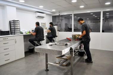 taller aparatología estética servicio técnico alicante