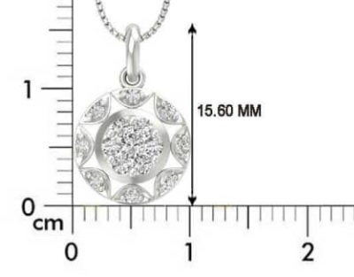 Laura Diamond Pendants - Just 198 452 Euro