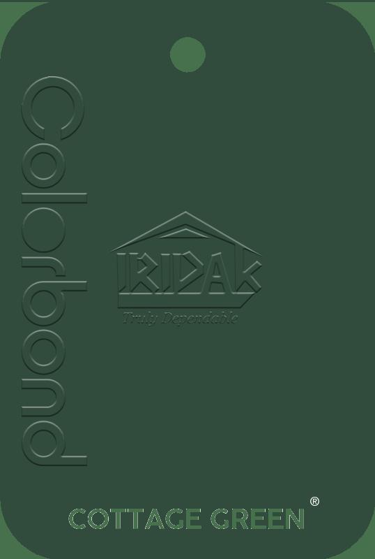 IRIDAK COTTAGE GREEN