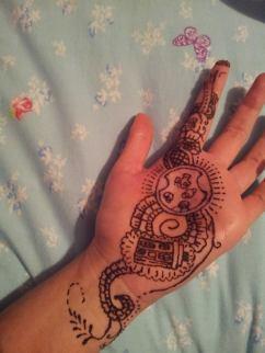 Henna #13