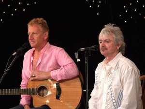 Air Supply returns for Charity