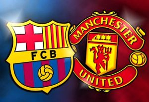 Manchester United vs Barcelona in mouth-watering Champions League semifinal