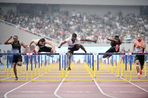 McLeod targets record 4th consecutive win in Shanghai