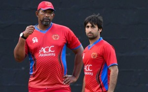 Turmoil brewing in Afghanistan Cricket – Simmons set to speak his mind
