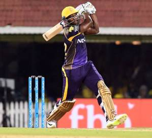 Andre Russell among the top statistical performers in 2019 Indian Premier League