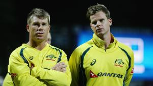 Steve Smith and David Warner named in Australia's squad for the Cricket World Cup