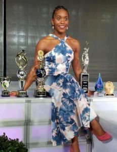 Swimmer Alia Atkinson wins National Sports Woman of the year , Frederick Dacres wins Men's equivalent