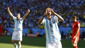 Guardian 'Angel' steers Argentina through to World Cup quarter-finals
