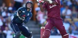 England stun Windies to take 1-0 lead in ODI series