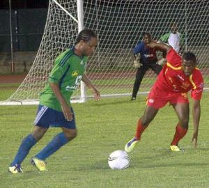 Montego Bay United surrenders