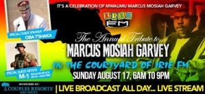 Spectacular Marcus Garvey Celebration