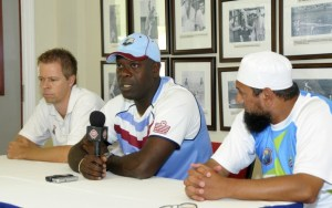 Otis Gibson could be sacked as West Indies Coach