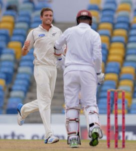 Windies suffer series defeat to Black Caps