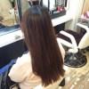 【お客様Style】春色で美髪に